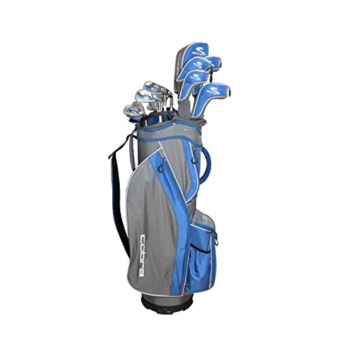 Cobra Flyz S Women's 13Pc Right Hand Blue Complete Set