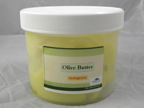Olive Butter - 16 Oz By SAAQIN