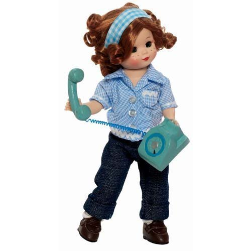 """Alexander Dolls 8"""" Chatterbox Maggie - Americana Collection"""