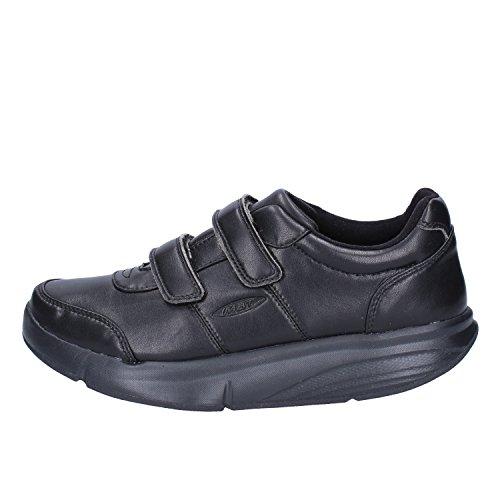 Mbt Negro Zapatillas Eu Cuero Mujer 37 aTPqOa