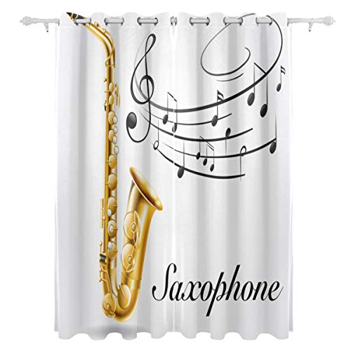 Musical Notes Vibes from Saxophone Decorative Hanging for sale  Delivered anywhere in Canada