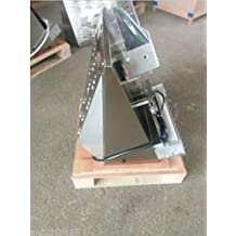 110V/220V 50HZ automatic and electric pizza dough roller/sheeter machine,pizza making machine dough weight: 50-500g