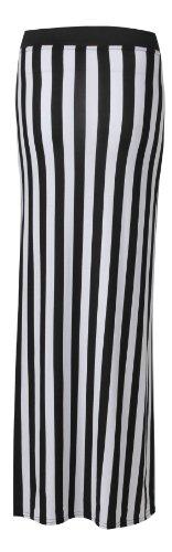 Fast Fashion - Falda - para mujer Stripe Print