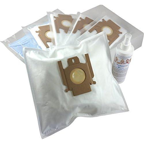 Milbenstop lot de sacs d'aspirateur pour aEG electrolux s-bag aEG - 210, traitement, 17 pièces de votre aspirateur
