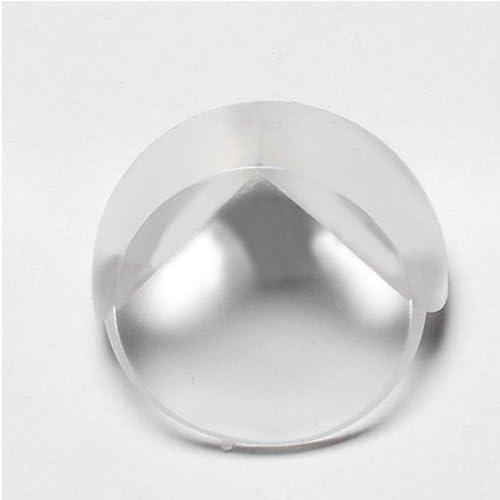 adh/ésif Lot de 8 protections de coin de table en silicone s/écurit/é b/éb/é