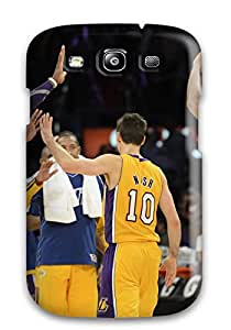 Discount 1011758K263909981 los angeles lakers nba basketball (25) NBA Sports & Colleges colorful Samsung Galaxy S3 cases