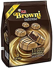 Eti Browni Intense Gold Çikolatalı Mini 135 g