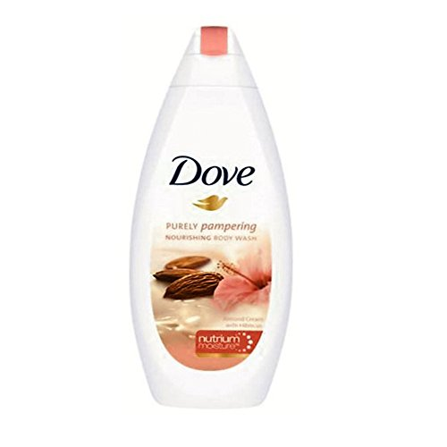 Dove Hydrating Body Wash - Dove Body Wash 500Ml (Almond Cream)