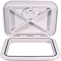BECKSON MARINE HT1115-W / Beckson 11x15 Flush Hatch Vertical or Horizontal - White