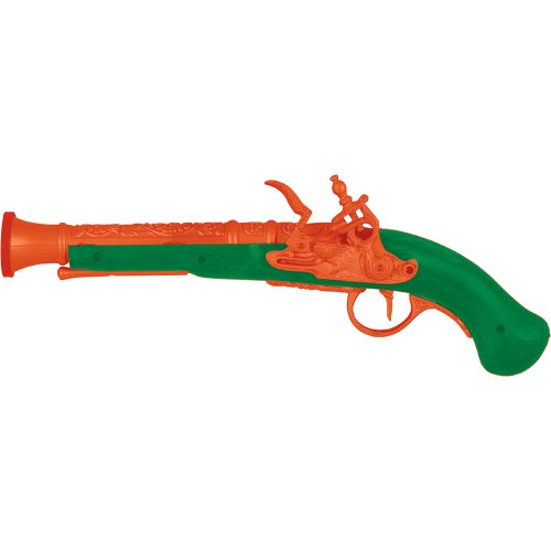 Firing Costume For Boy (Rubies Swashbuckler Costume Pistol Toy)