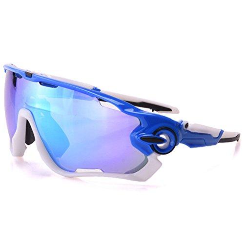 Deportivas Prueba explosiones de Montar B Gafas de Sol esquí PC Material de montaña a aHwfEqw