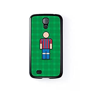 Bucharest Black Hard Plastic Case for Samsung? Galaxy S4 by Blunt Football European + FREE Crystal Clear Screen Protector