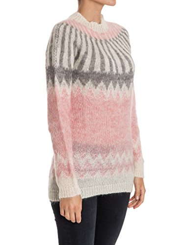 W's Bellflower Maglia Mohair Donna Sweater Pink Light Woolrich A6dwq0Bp0