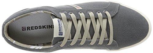 Redskins Tipaza, Men's Hi-Top Sneakers Grey (Anthracite/Beige)