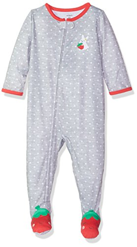 - Carter's Baby Girls' 1 Pc Poly 333g061, Print 12 Months
