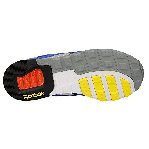 Reebok - Ers 2000 - V55125 - Colore: Azzuro-Bianco-Grigio - Taglia: 44.5