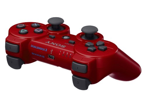 Dual Shock 3 (Deep Red) [Japan Import] by Sony