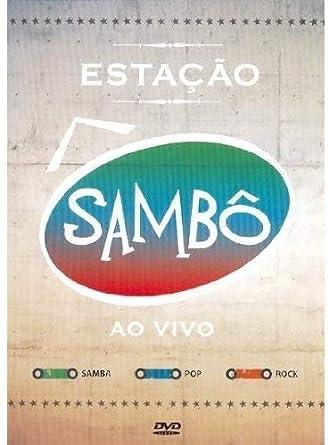 dvd grupo sambo 2012