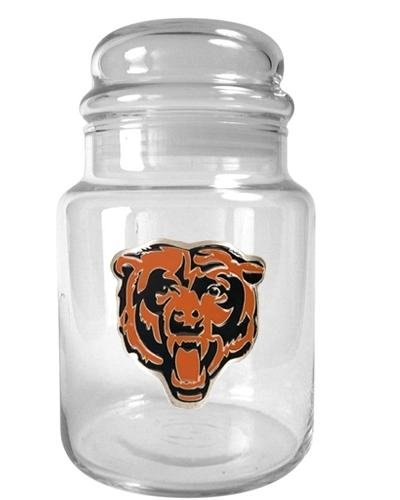 Shop for the latest Bears apparel from officially licensed Bears jerseys including Khalil Mack Bears Jerseys to warm and comfortable hoodies, t-shirts, hats, coaches polos and so much more. But don't stop at just apparel! We also have a great collection of Bears merchandise and collectibles to decorate your home, office or even your car in the latest accessories.