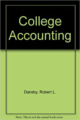 Book College Accounting