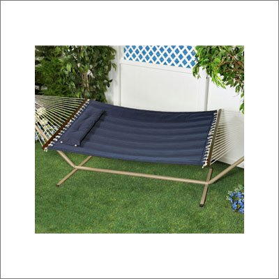 Classic Poly Quilted Hammock (Double S Stitched Classic Comfort Poly Quilted Hammock)