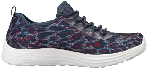 Skechers Bobs From Womens Bobs Swift Fashion Sneaker Navy