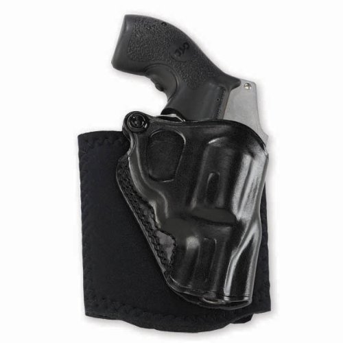 Galco Ankle Glove / Ankle Holster for S&W J Frame 640 Cent 2 1/8-Inch .357 from Galco