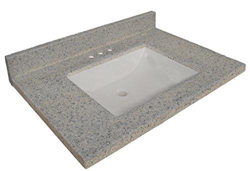 bathroom sink and countertop - 1