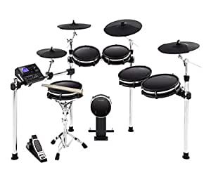 alesis dm10 mkii pro kit ten piece electronic drum kit with mesh heads musical. Black Bedroom Furniture Sets. Home Design Ideas