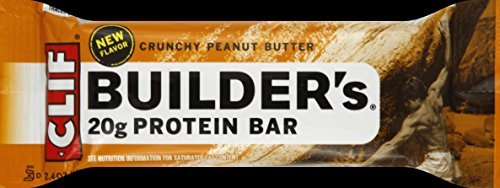 Clif Bar Builder Bar Crnhy Pnt Btr 2.4 Oz