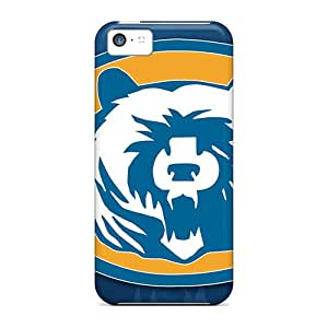Iphone 5c PQE1923vuUy Custom High-definition Chicago Bears Skin Shock-Absorbing Cell-phone Hard Cover -KaraPerron