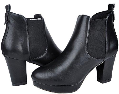 Noir Sandales Compensées femme Compensées Sandales Compensées Sandales CFP CFP femme Noir CFP f86EPExw