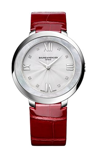 Baume and Mercier Promesse Women's Quartz Watch MOA10262