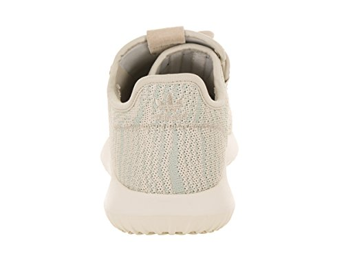Adidas Originali Da Donna Tubular Shadow W Fashion Sneaker Marrone Chiaro / Verde Cenere / Bianco