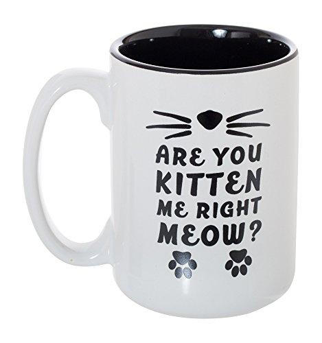 Kitty Large Mug - 5