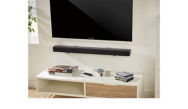 Silvercrest - Barra de sonido estéreo para televisión con sistema de sonido Bluetooth: Amazon.es: Electrónica