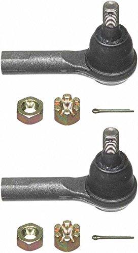 Prime Choice Auto Parts TRK3440PR Set of 2 Premium Outer Tie Rod Ends