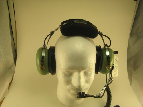 David Clark H10-56 Aviation Helicopter Headset