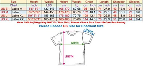 Jeansian Uomo Asciugatura Rapida Sportivo Casuale Slim Sports Fashion Tee T-Shirts Camicie LSL3209 (US M/Label L, LSL137_Black)
