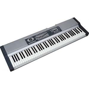 studiologic vmk 176 plus 76 key hammer action keyboard controller musical instruments. Black Bedroom Furniture Sets. Home Design Ideas