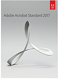 Adobe Acrobat V2017 Win (B0725R4K9H) | Amazon Products