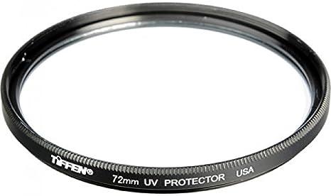 72mm UV Filter 72mm Ultraviolet Filter 72 mm UV Filter Protective Glass 72mm HD MC UV Filter for: Nikon AF Nikkor 135mm f//2D DC