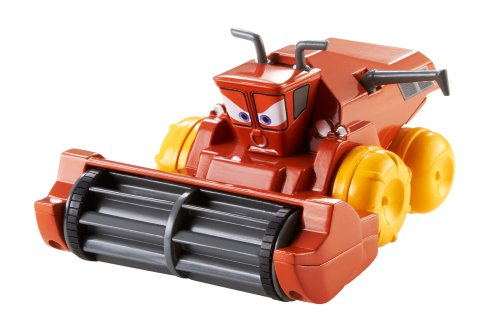 Disney/Pixar Cars, Hydro Wheels, Deluxe Frank [Harvester] Bath (Disney Cars Bath)