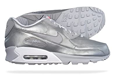 Nike Air Max Silber