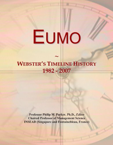 Eumo: Webster's Timeline History, 1982 - 2007