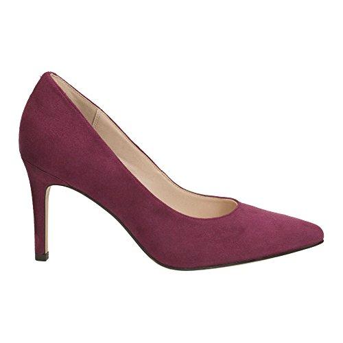 Dinah Modernos Clarks Sapatos Escuro 41 Camurça De Tamanho Roxo Keer Elegantes fanXrqWfA