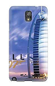 Fashionable Style Case Cover Skin For Galaxy Note 3- Skyfall 17