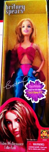 Photo BRITNEY SPEARS DOLL FASHION FROM