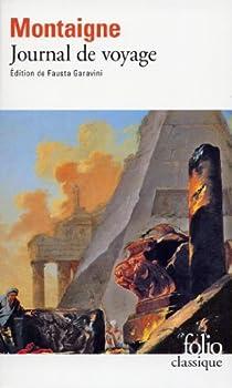 Journal de voyage par Montaigne