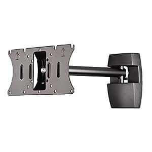 Hama - Easy2 - Soporte de pared para televisor (VESA 200 x 100), color negro